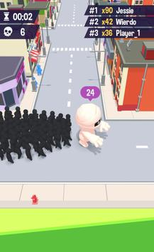 GATHER Crowd City Stickman Simulator screenshot 3