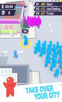 GATHER Crowd City Stickman Simulator poster