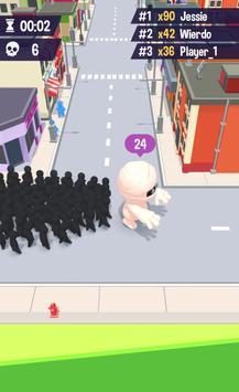 GATHER Crowd City Stickman Simulator screenshot 1