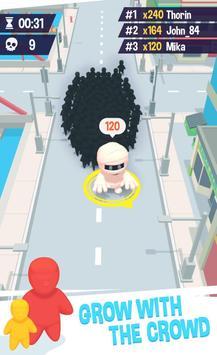 GATHER Crowd City Stickman Simulator screenshot 4