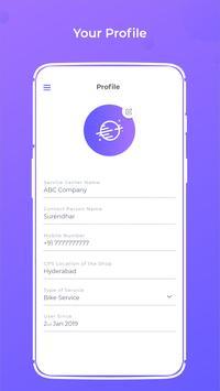 Bonzer-Track Sales,Customer Survey,Digital Receipt screenshot 2