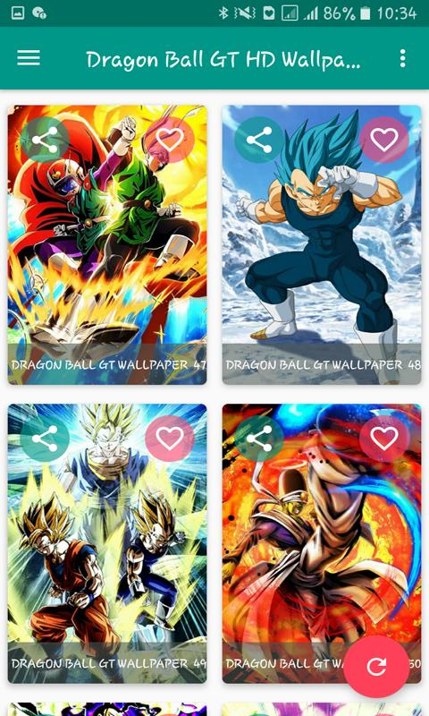 Dbgt Wallpapers For Android Apk Download
