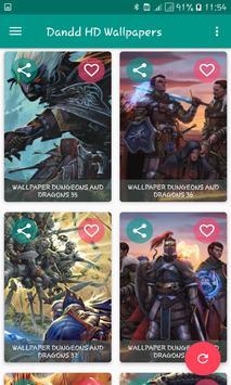 HD D&d Wallpapers screenshot 11