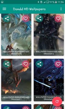 HD D&d Wallpapers screenshot 1