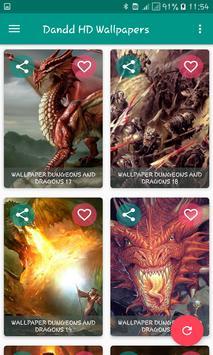 HD D&d Wallpapers screenshot 8