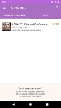 ADHA 2019 screenshot 1