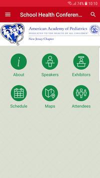 New Jersey Chapter, AAP screenshot 2