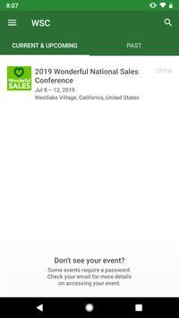 Wonderful Sales Conference screenshot 1
