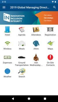 Protiviti Events screenshot 2