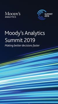 Moody's Events poster
