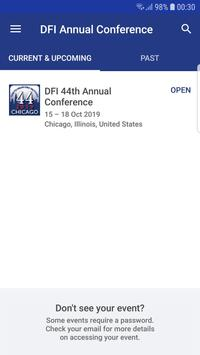 DFI Annual Conference screenshot 1