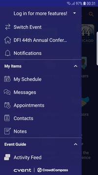 DFI Annual Conference screenshot 3