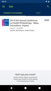 Grantmakers In Health (GIH) screenshot 1