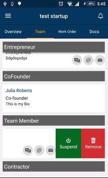 Crowd  Bootstrap screenshot 6