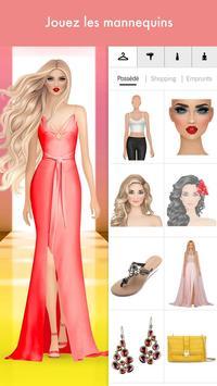 Covet Fashion : Le jeu de mode capture d'écran 1