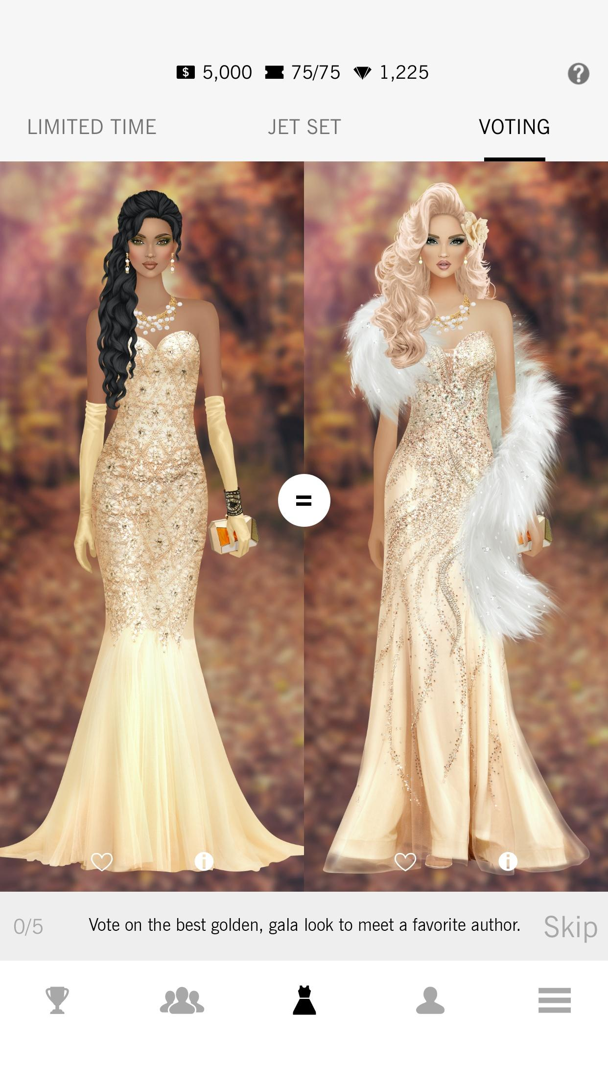 Covet Fashion Dress Up Game For Android Apk Download
