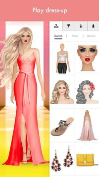 Covet Fashion - Dress Up Game スクリーンショット 1