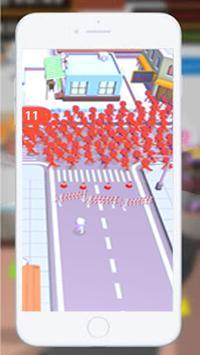 Crowd City : Become Leader! screenshot 2