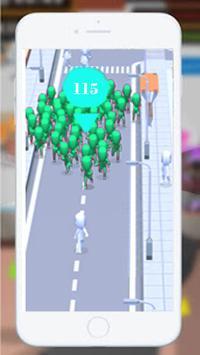 Crowd City : Become Leader! screenshot 3