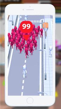 Crowd City : Become Leader! screenshot 5