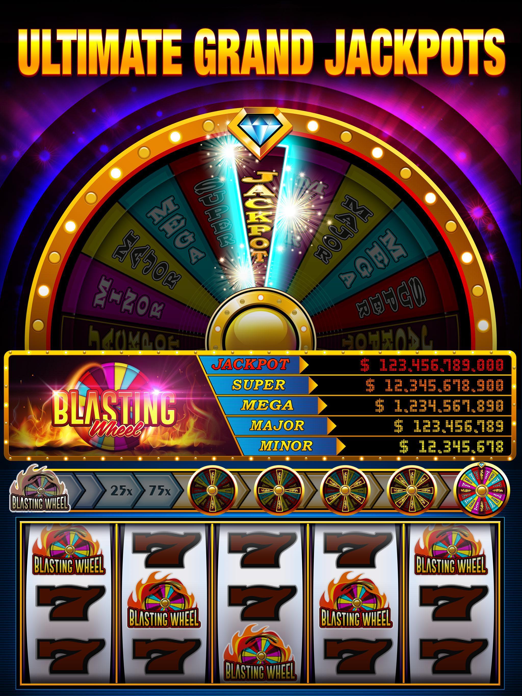 Vegas Slots Online Casino