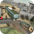 US Army Bus Driver Soldier Transporter 2019