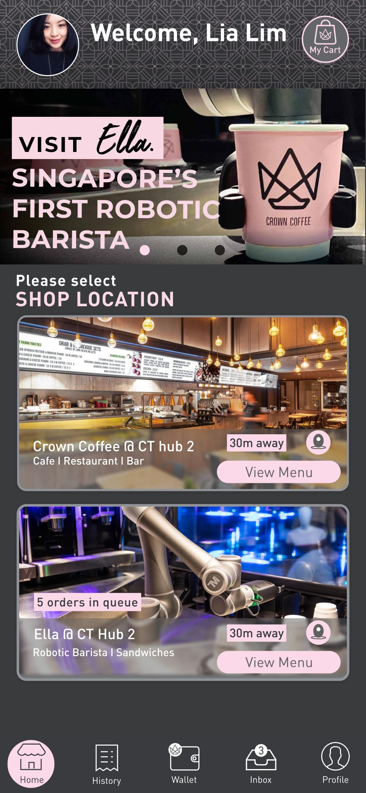 Crown Coffee For Android Apk Download