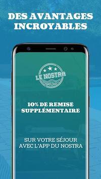 Nostra Camp : Hôtellerie de plein air screenshot 1