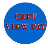 Fast view pay slip for crpf icon