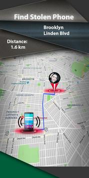 Free Mobile GPS Location Tracker poster