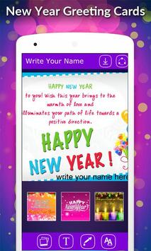 New Year 2019 Greeting Cards screenshot 2