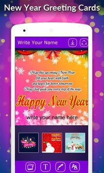 New Year 2019 Greeting Cards screenshot 3