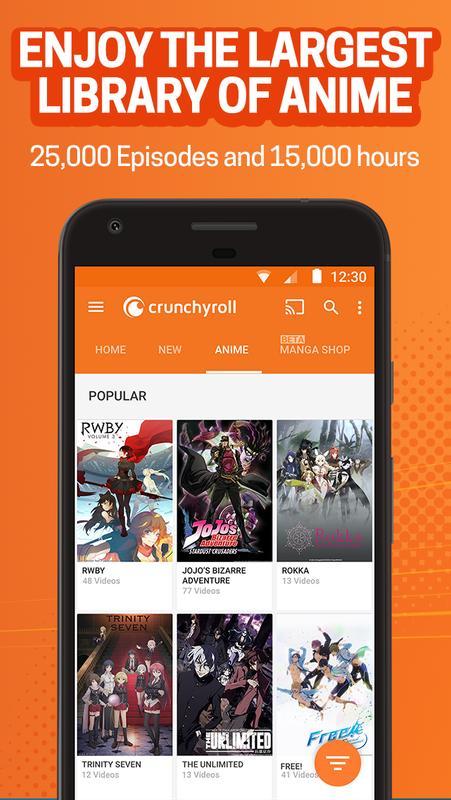 Vrv apk mod | VRV for Android TV? : AndroidTV - 2019-04-14