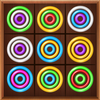 Color Rings - Colorful Puzzle Game ícone
