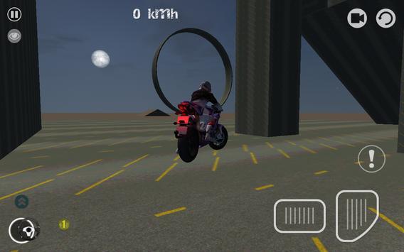 Motorcycle Simulator 3D screenshot 3