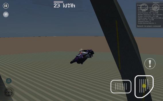Motorcycle Simulator 3D screenshot 2