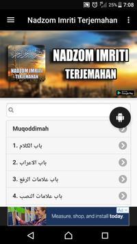 Nadzom Imriti Terjemahan screenshot 1