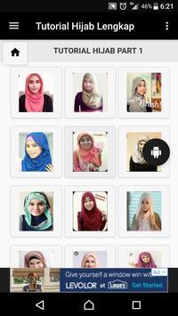 Tutorial Hijab Lengkap screenshot 1