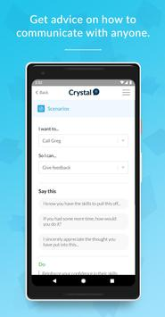 Crystal screenshot 3