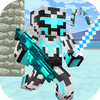 Robot Ninja Battle Royale icono