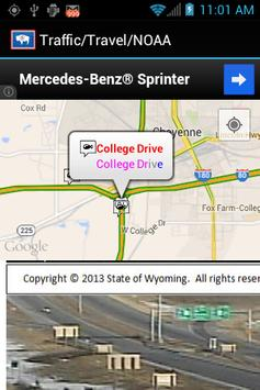 Wyoming Traffic Cameras screenshot 1