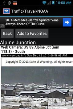 Wyoming Traffic Cameras screenshot 3