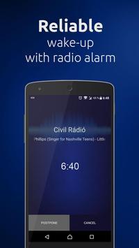 HU Radio स्क्रीनशॉट 7