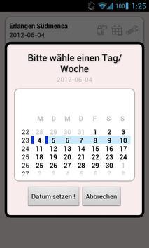 Mensa Erlangen/Nürnberg screenshot 3