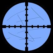 Crosshair sniper icon