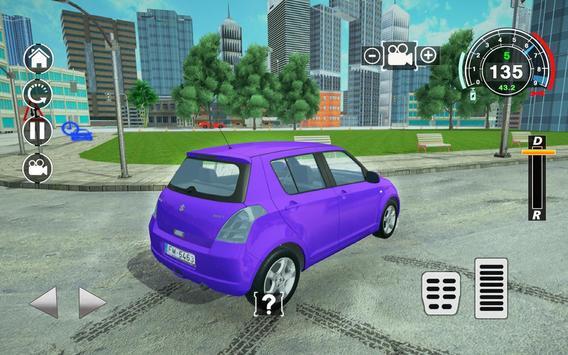 Swift Super Car: City Speed Drifting Simulator screenshot 4