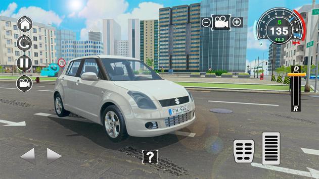 Swift Super Car: City Speed Drifting Simulator screenshot 6
