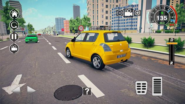 Swift Super Car: City Speed Drifting Simulator screenshot 7