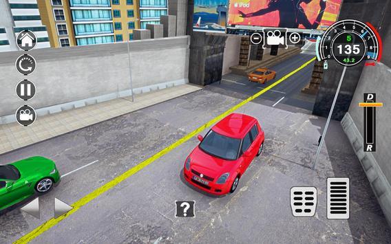 Swift Super Car: City Speed Drifting Simulator screenshot 3