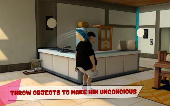 Crazy House of Neighbor: New Neighbor Game 2019 screenshot 14